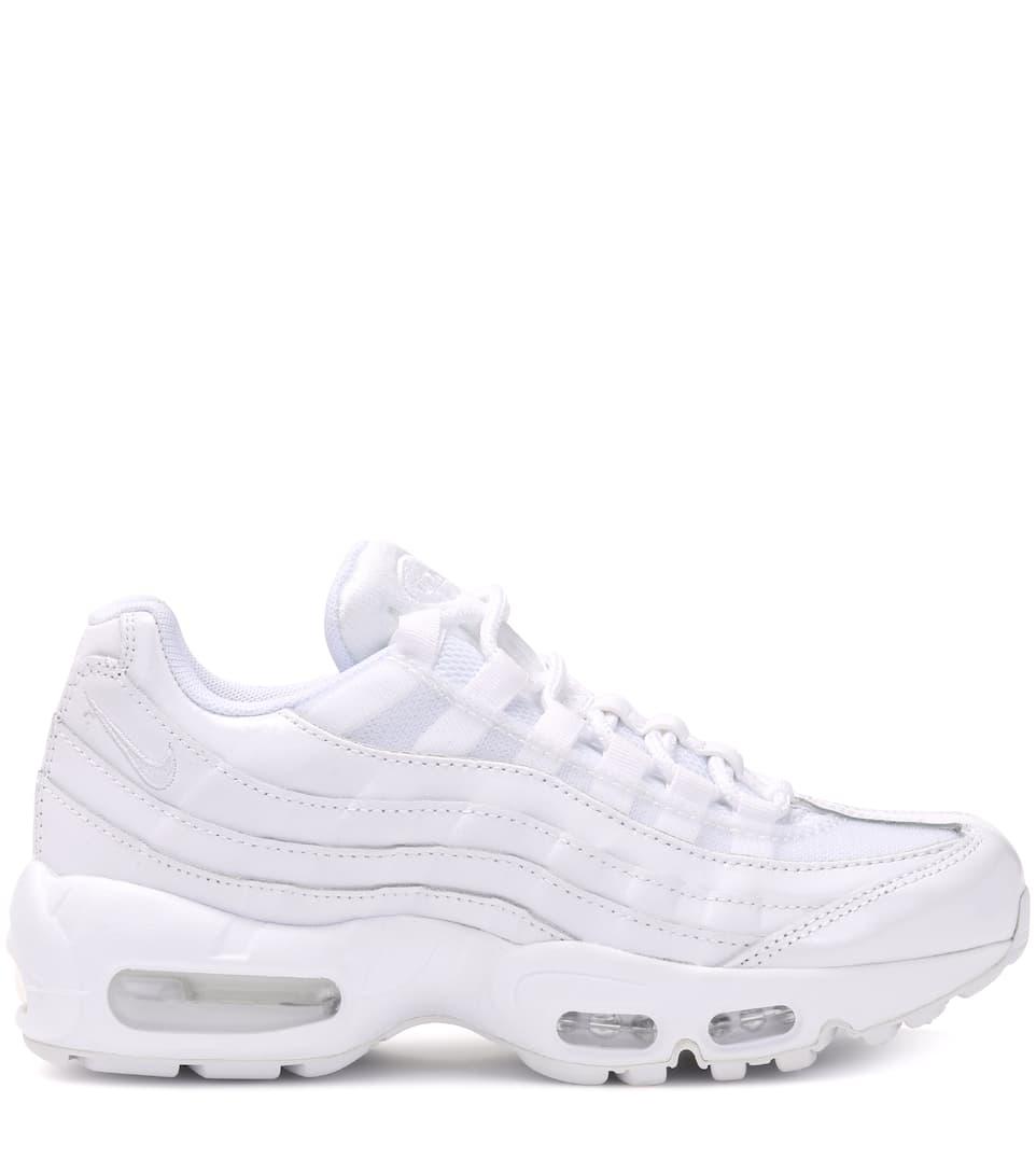 Beste Online Günstig Kaufen Angebote Nike Sneakers Air Max 95 aus Leder und Mesh Rabatt Neuesten Kollektionen Wiki Verkauf Online yKVP84r