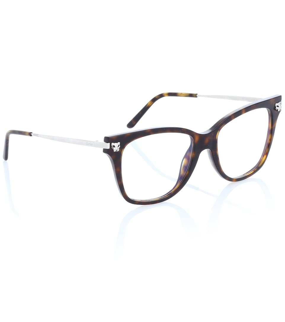 8689eebf72 Panthère de Cartier glasses. Cartier Eyewear Collection