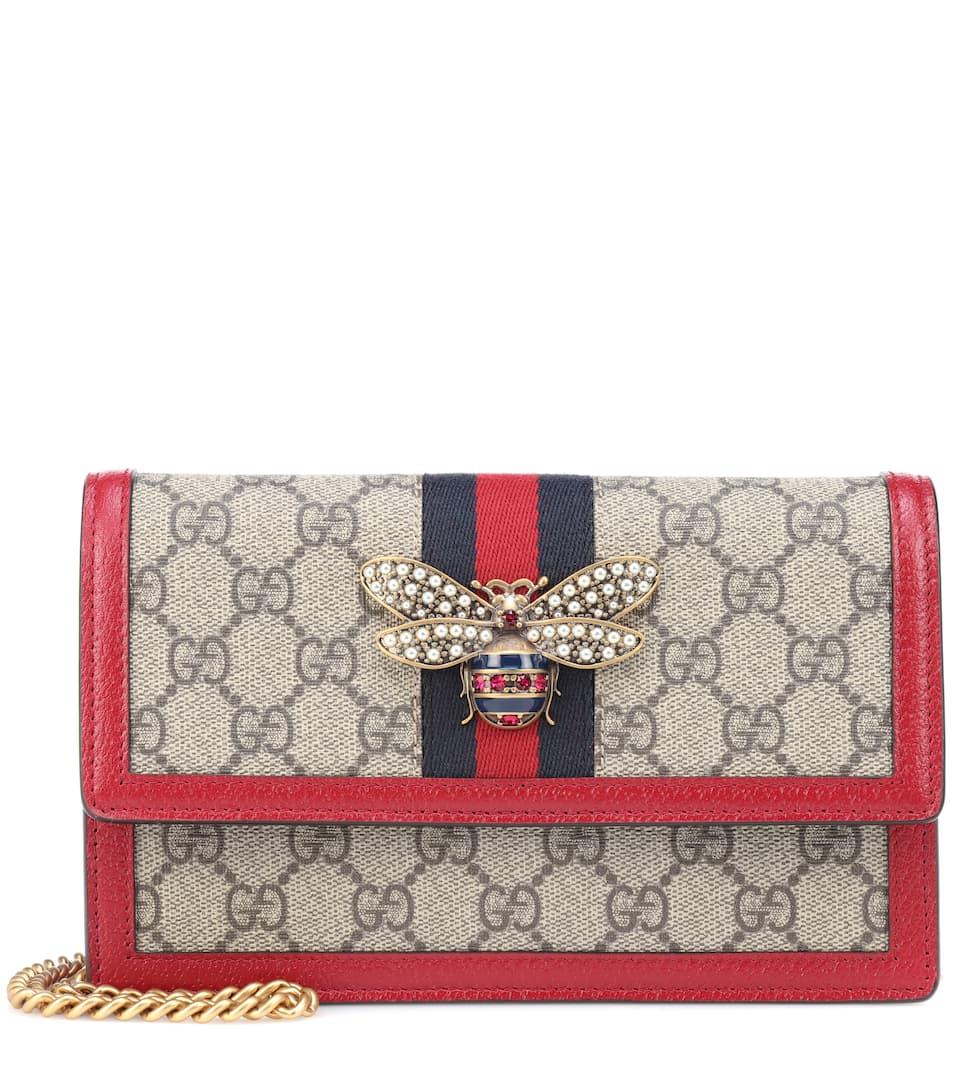 Queen Margaret Mini Crossbody Bag by Gucci