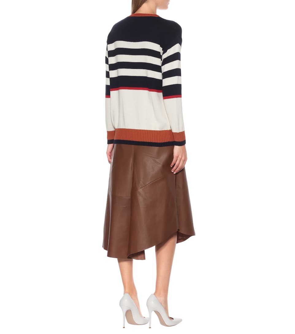 Righe Cotone A Pullover In Etro IY76vgbmfy