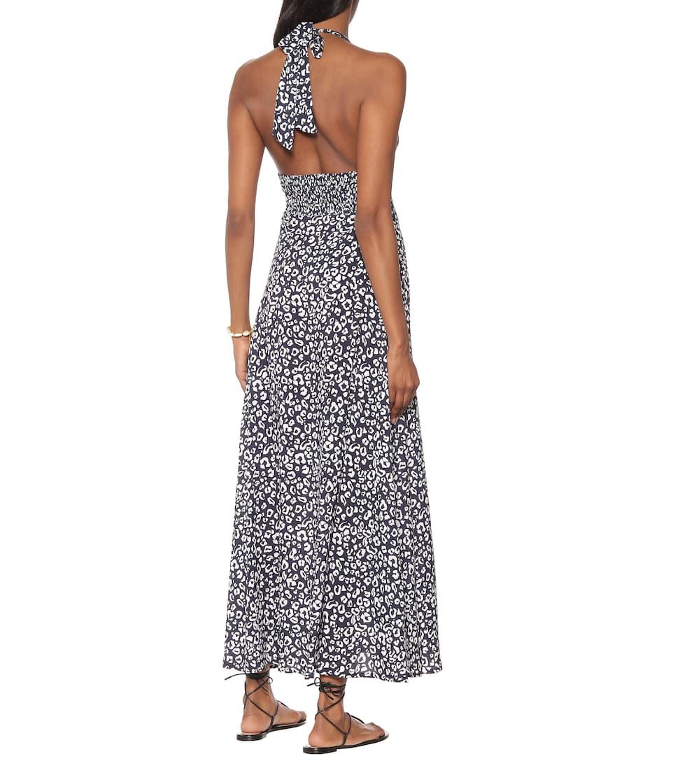 Tanzania Animal-Print Dress | Heidi Klein - Mytheresa
