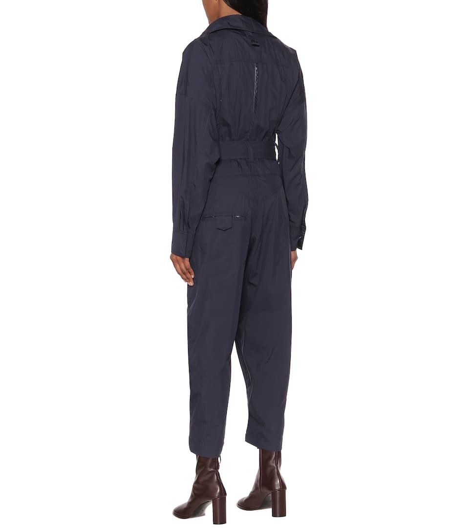 Moncler Genius - 2 MONCLER 1952 Tuta cotton-blend jumpsuit