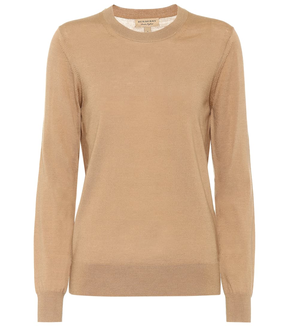 Wool Sweater by Burberry