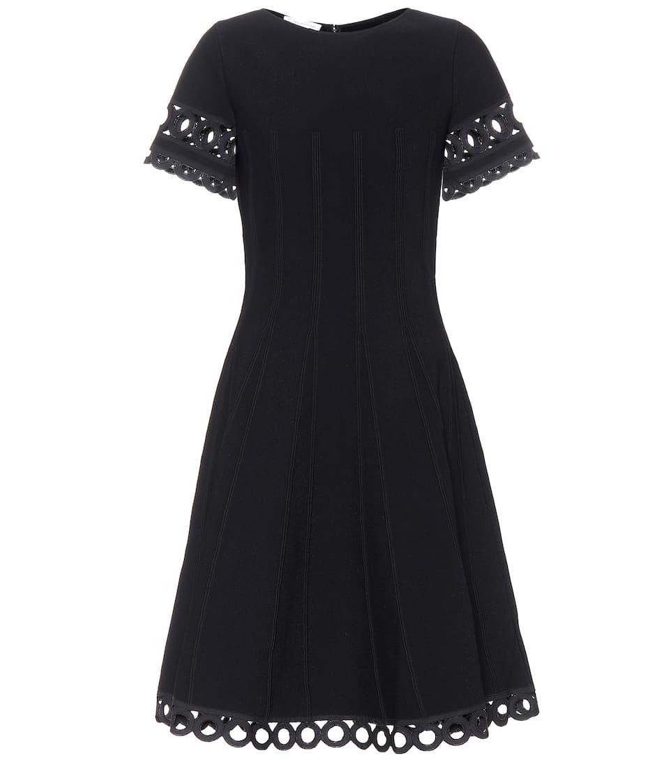 Günstig Kaufen Shop Rabatt 2018 Oscar de la Renta Kleid aus Crêpe Rabatt Authentisch Websites Online Günstiger Preis Store z5nQayuv