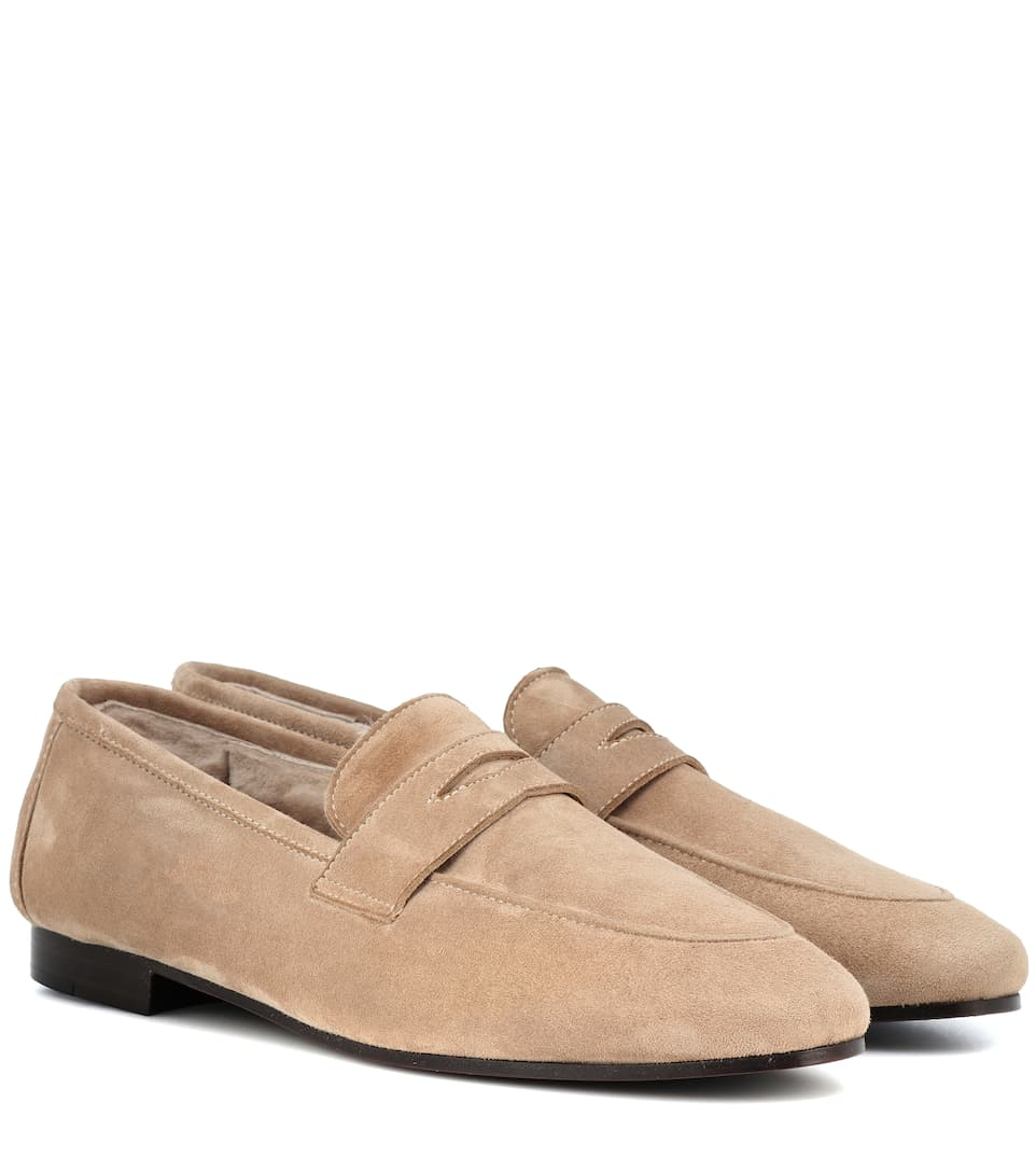 acc3cfc2753 Bougeotte - Exclusive to Mytheresa – Classic shearling-lined loafers ...