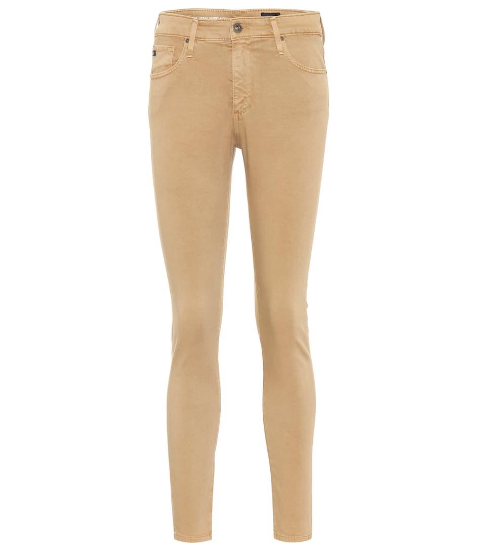 bcca73dc AG Jeans - The Farrah Ankle skinny jeans   Mytheresa