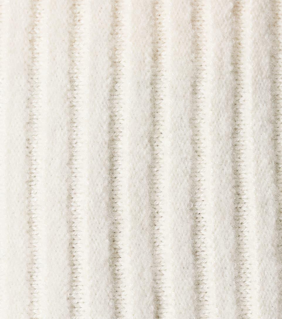 The Row Pullover Minah aus Seide und Cashmere Auf Der Suche Nach 6MvDl