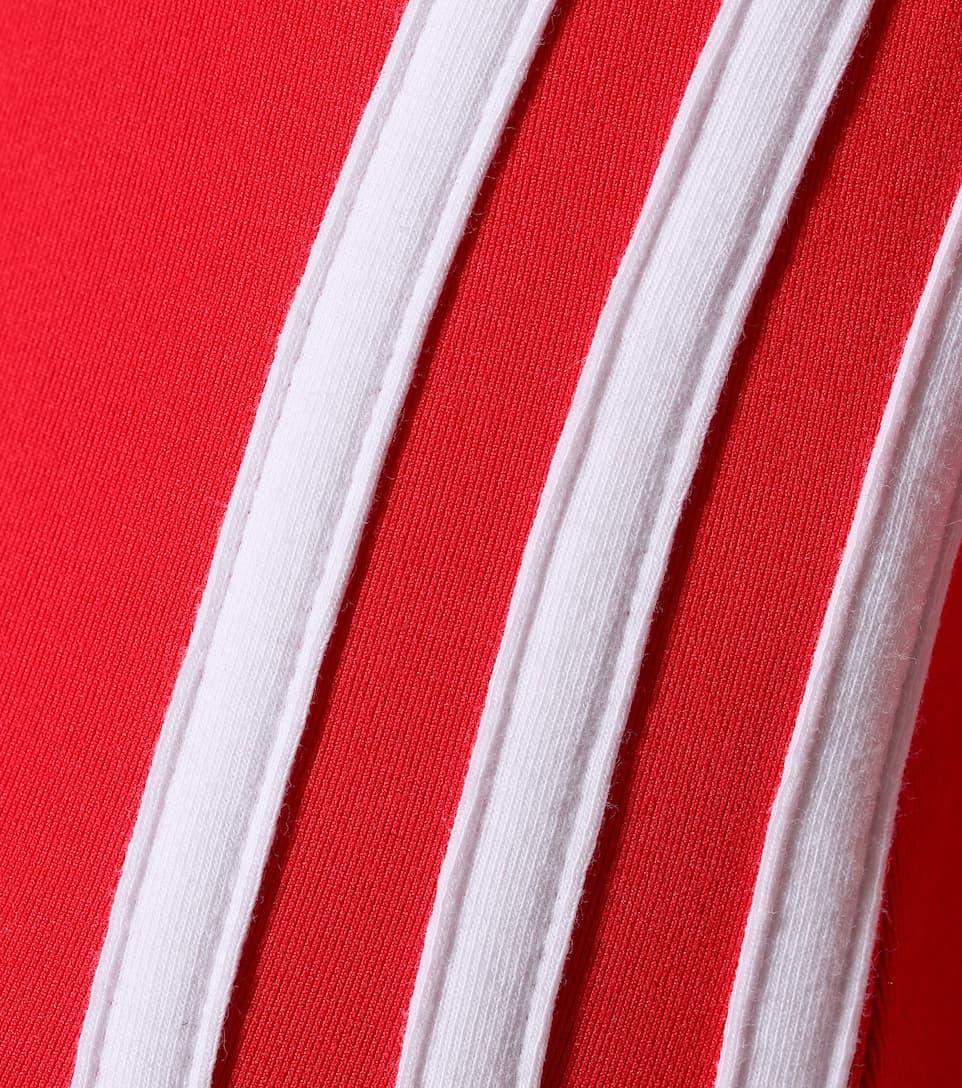 Adidas Originals Badeanzug mit Streifen