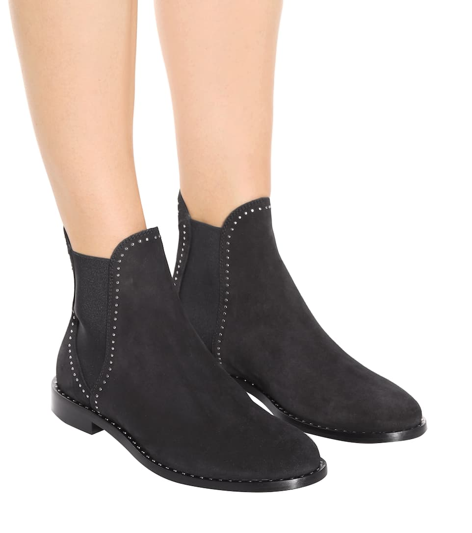 829e3a059b3 Jimmy Choo - Merril suede ankle boots