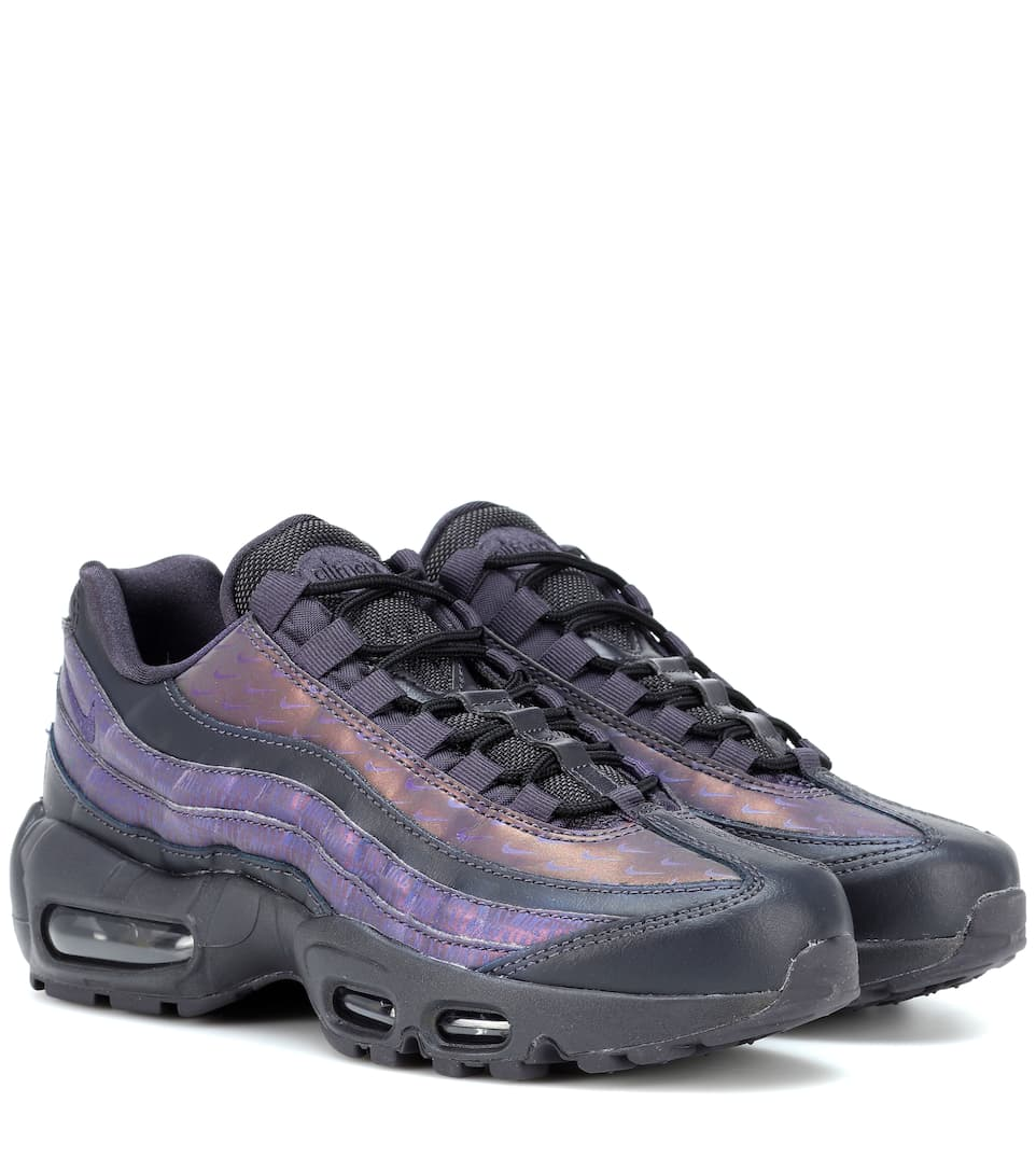 Air Max 95 Leather Sneakers - Nike  814840d9b