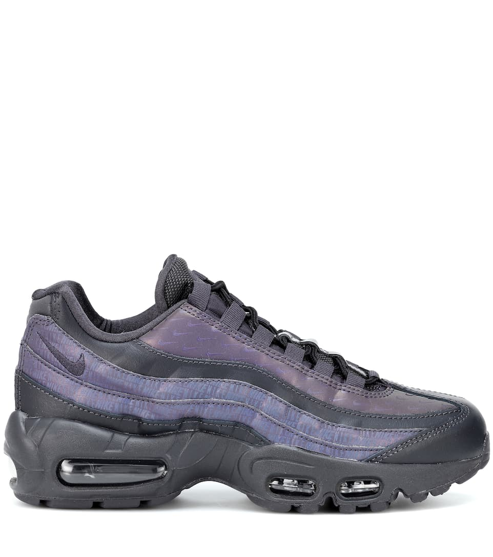 dccb0787a5c Air Max 95 Leather Sneakers - Nike