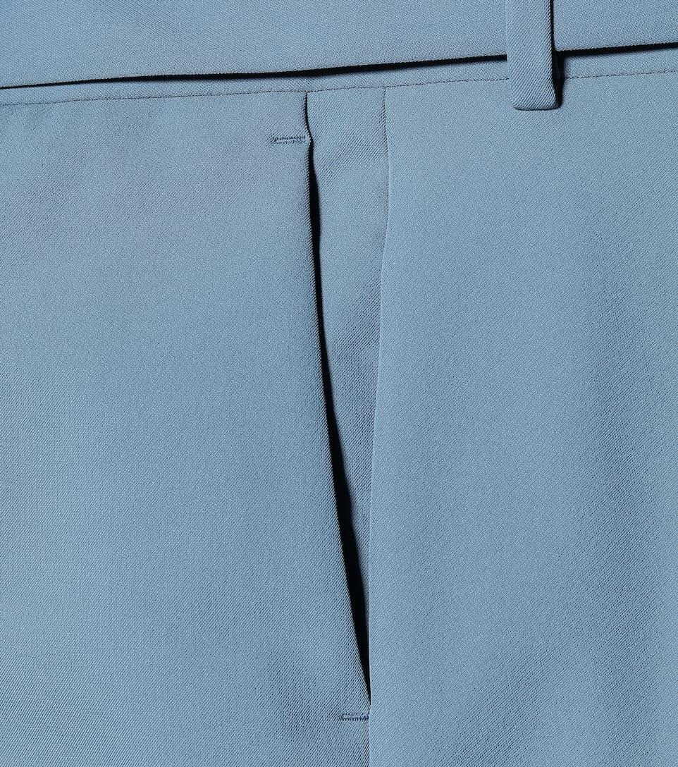 Technical Gabardine Skinny Pants - Bottega Veneta