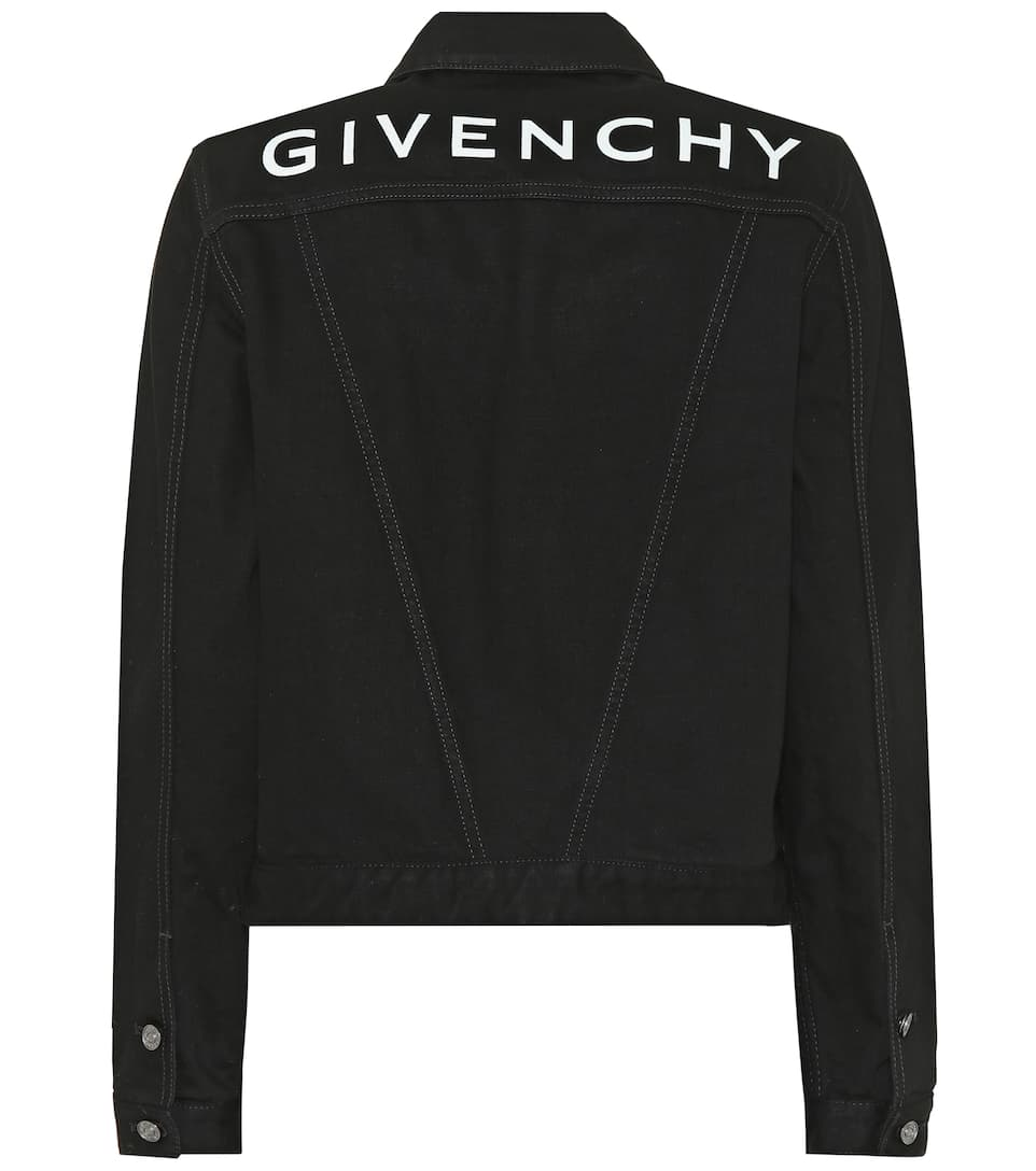 Givenchy - Veste en denim | Mytheresa