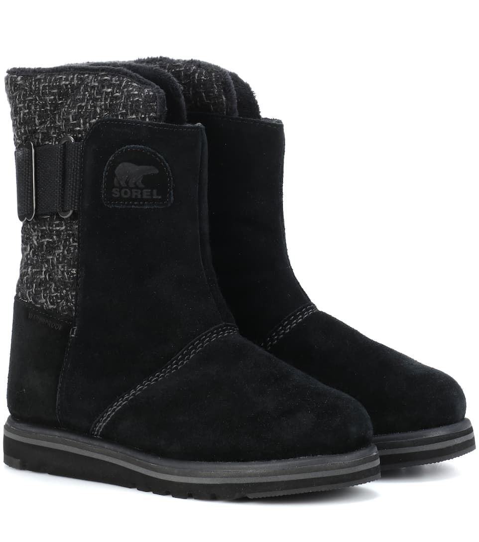 Bottines En Daim Rylee Sorel