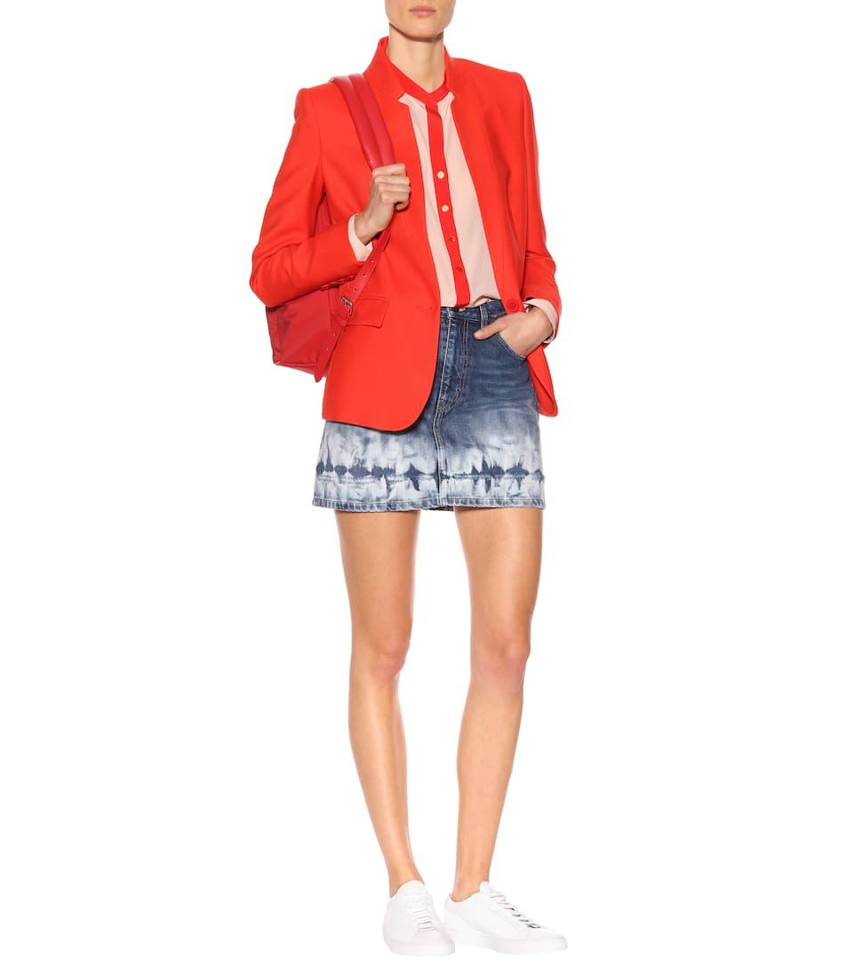 Stella McCartney Bluse aus Seide Rabatt Vermarktbare DbGQQLDgQl