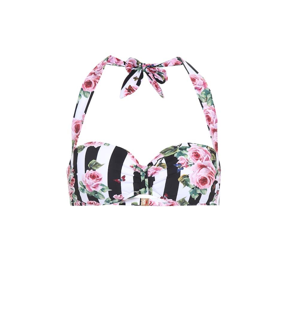 Dolce & Gabbana Bikini-Oberteil