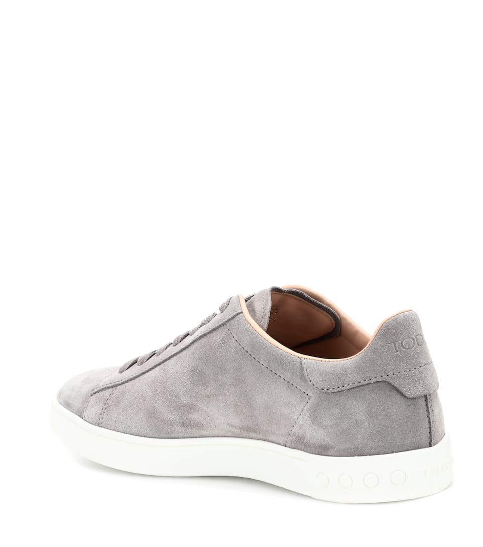Tods Sneakers From Suede