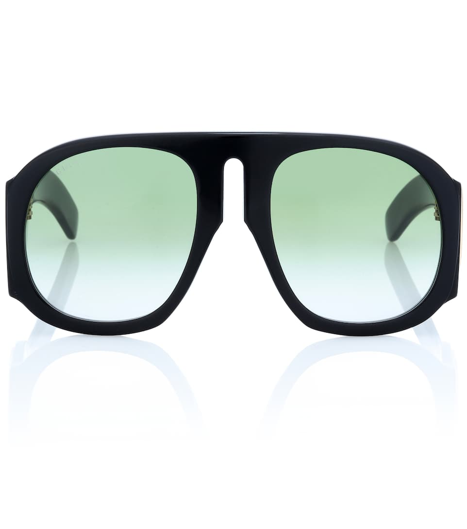 d8be47fd81537 Oversized Sunglasses - Gucci