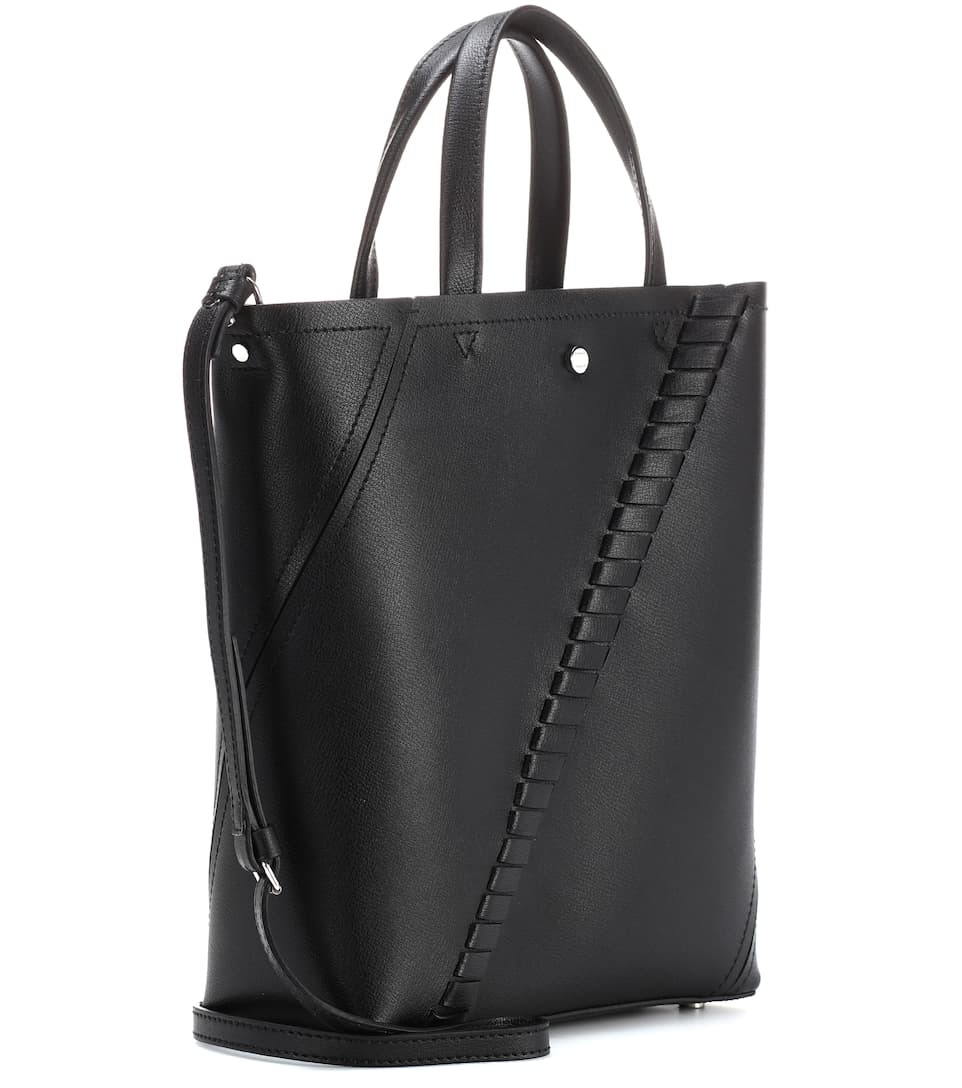 Proenza Schouler Shopper Hex Mini aus Leder
