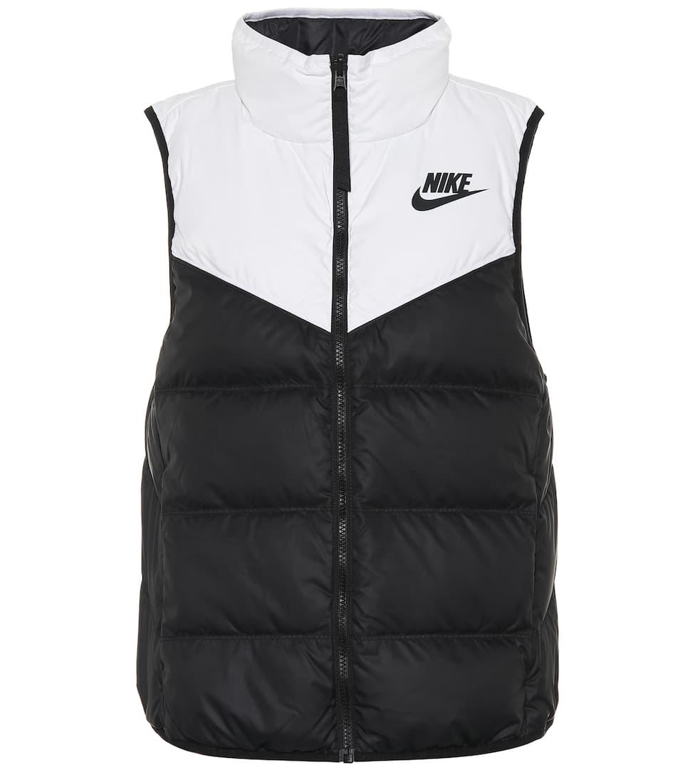 Nike - Veste sans manches Sportswear   Mytheresa 2bfa65e0ef3