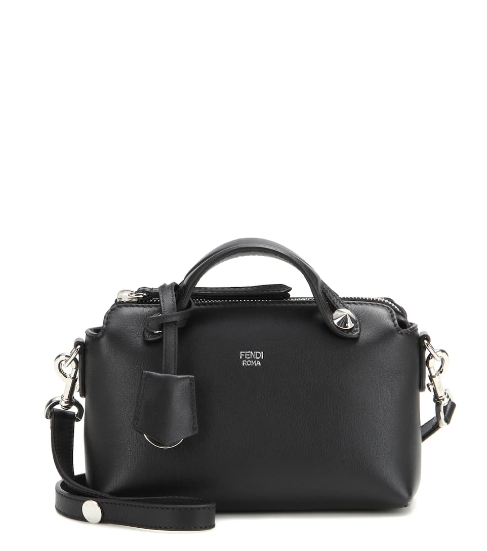 By The Way Mini Leather Shoulder Bag » Fendi  e1da2b135ac6a