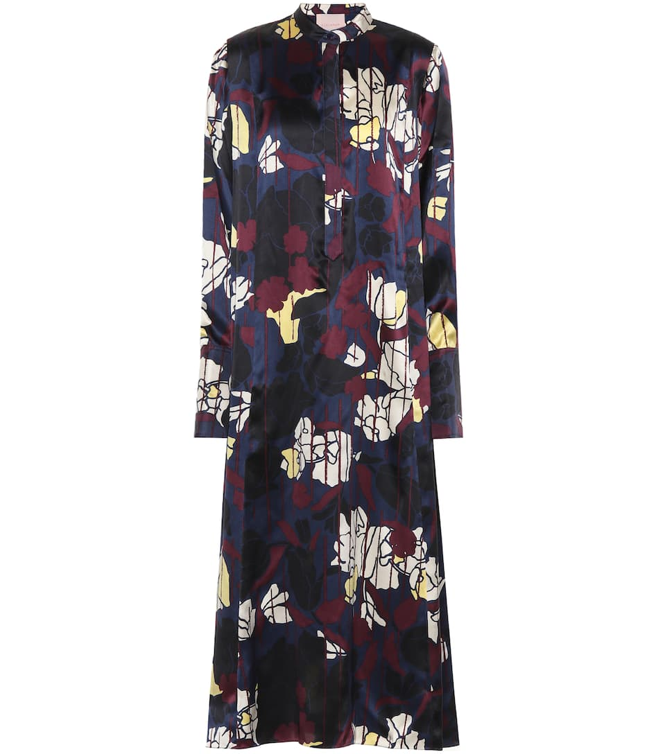 Roksanda Kleid Anwyn aus Seide