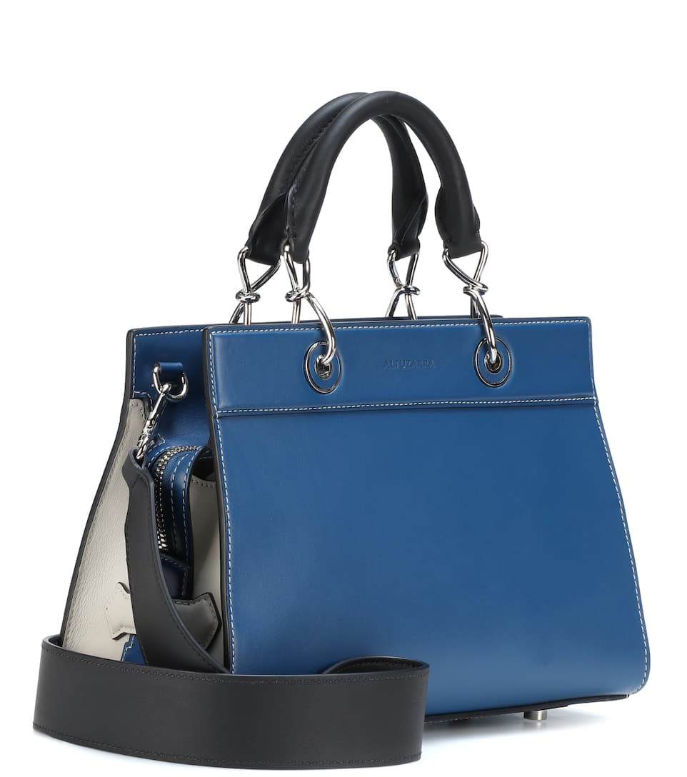 Altuzarra Tote Shadow Small aus Leder