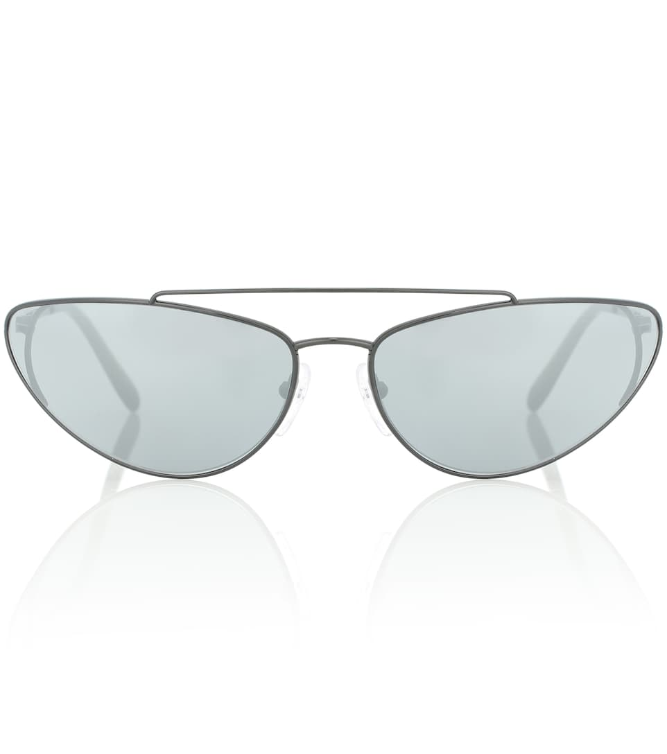 467afb587e6 Ultravox Cat-Eye Sunglasses - Prada