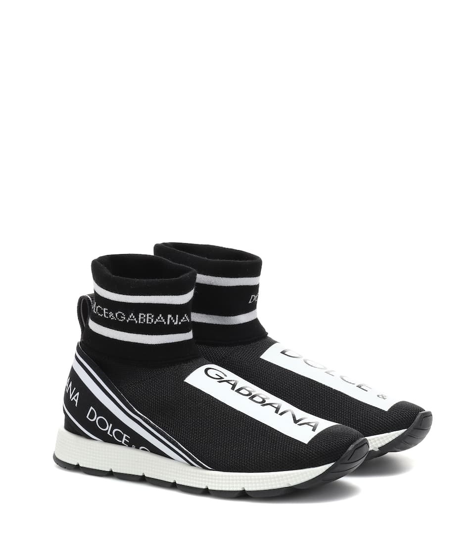 Knitted Sock Sneakers | Dolce \u0026 Gabbana