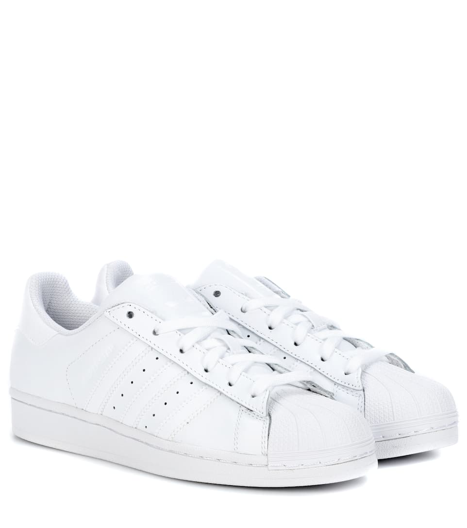 Cheap Adidas Superstar Adicolor Reflective shoes sunglow Stylefile