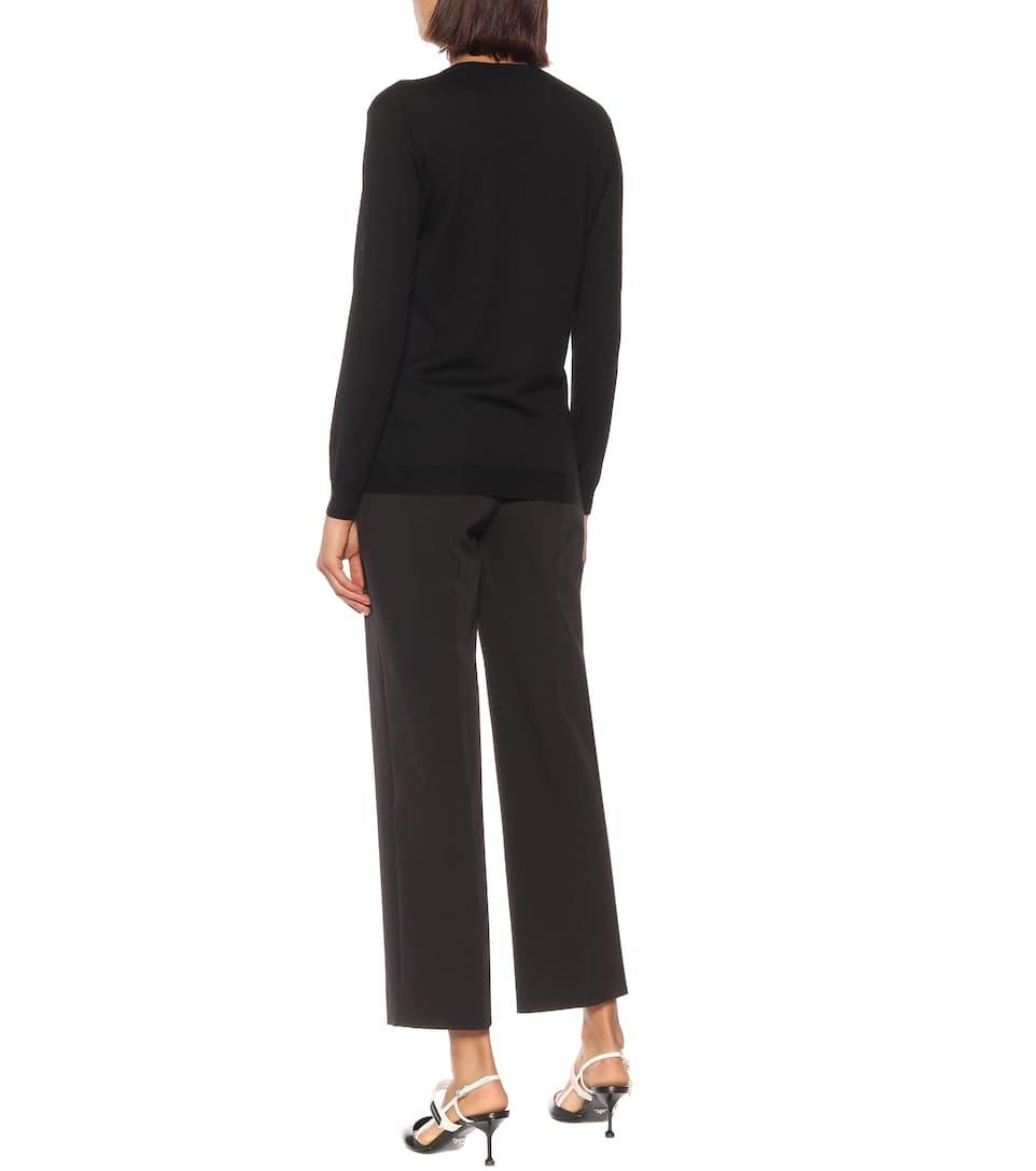Wool Artnbsp;p00261522 Mytheresa Virgin SweaterPrada N° K1TFJulc3