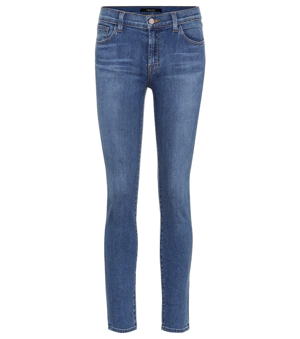 jeans ajustados de medio Lovesick tiro 811 Brand J 8xqEPW