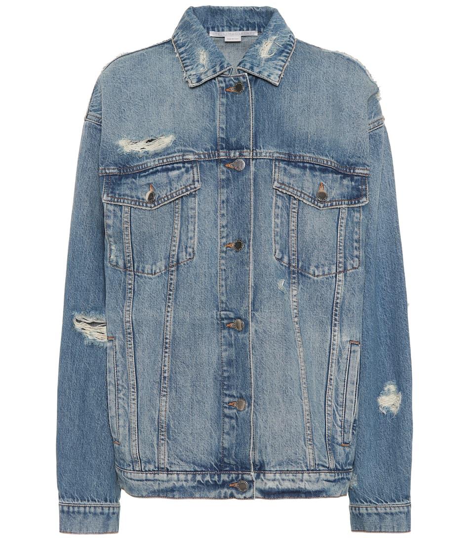 newest 6cf3c 8a9d2 Stella McCartney - Giacca di jeans oversize | Mytheresa