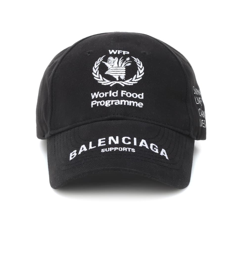 0cd19890823 World Food Programme Cotton Cap