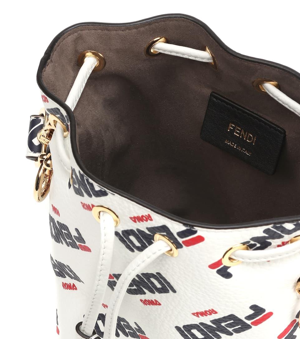 30402e53c1b2 Fendi - FENDI MANIA Mon Trésor mini bucket bag