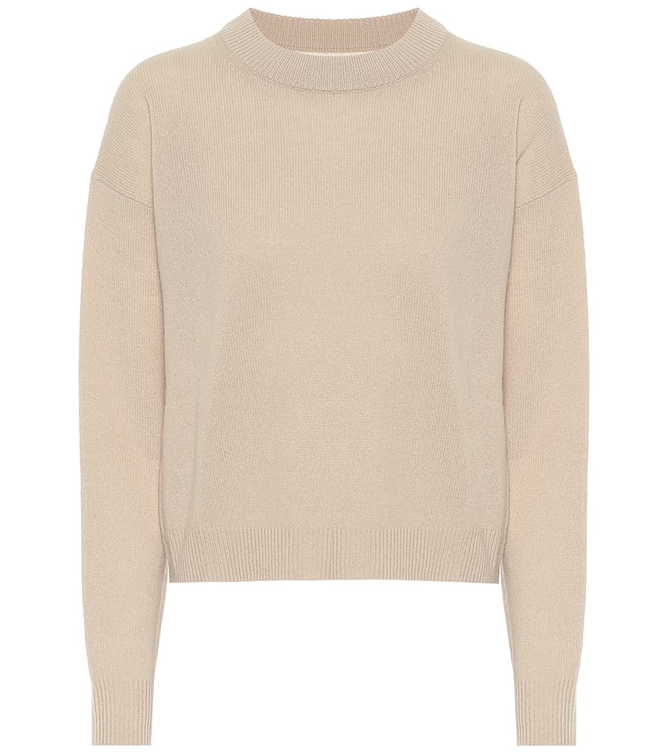 Cashmere Sweater Camel