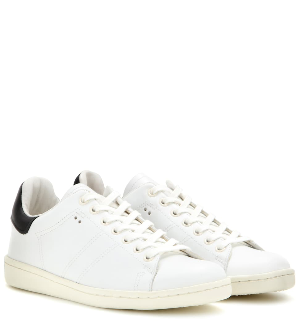 326367133b1a Bart Leather Sneakers - Isabel Marant | mytheresa.com