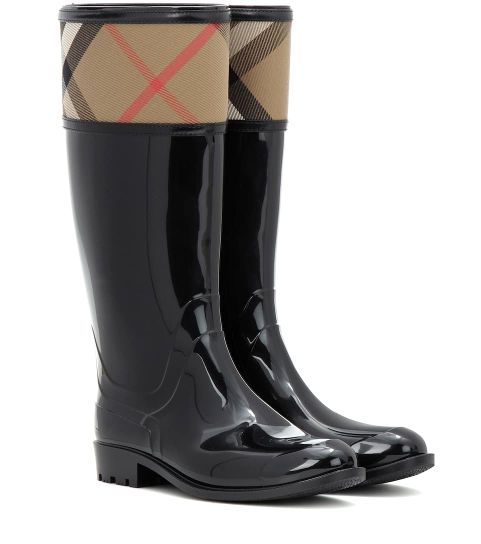 Burberry Crosshill Wellington boots