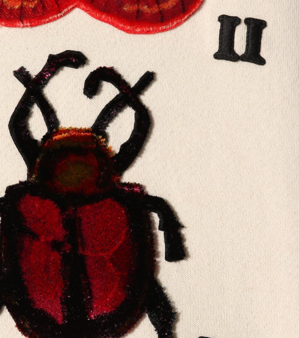 Gucci Hoodie aus Baumwolle mit Applikation Billig Verkauf Bester Verkauf Billig Finden Große Rabatt Wählen Eine Beste Ebay Günstig Online Auslass Niedriger Versand WB4YsYt