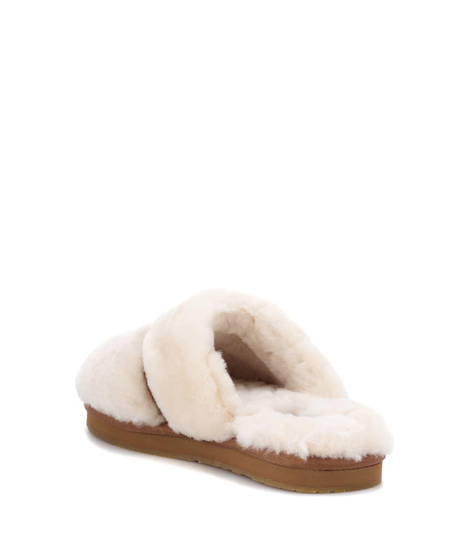 0302419e752 Slippers Dalla aus Shearling