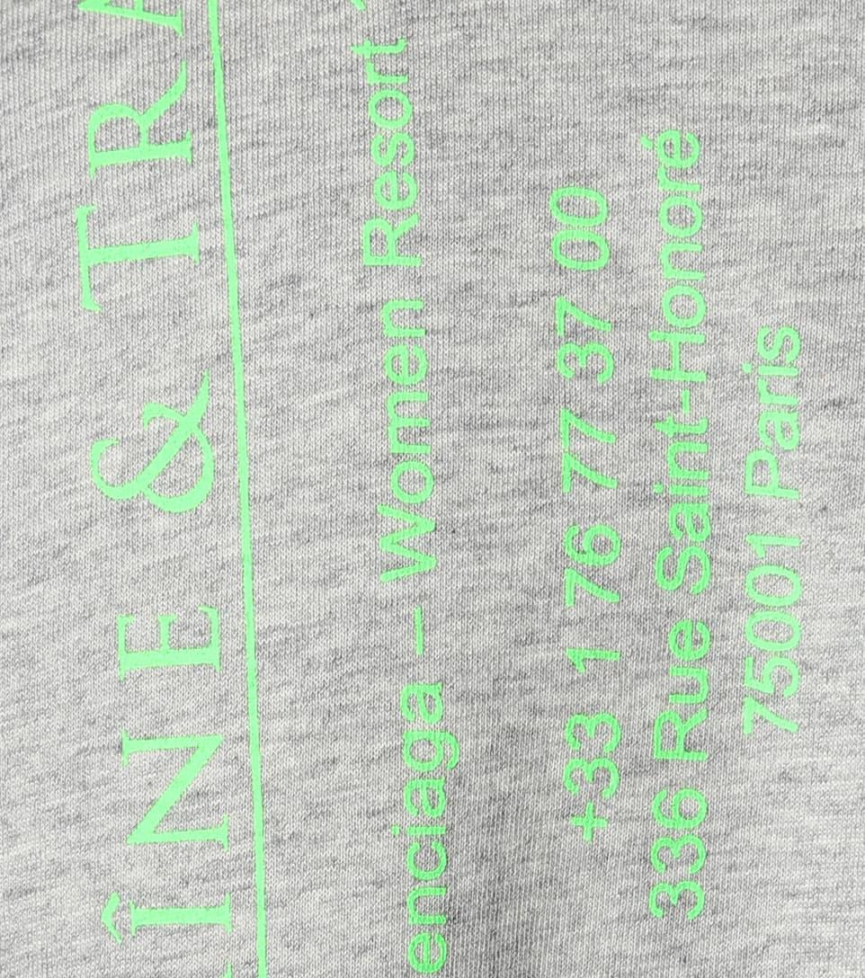 Réduction 2018 Unisexe Balenciaga - Robe en coton Projextion Livraison Gratuite Le Moins Cher Sortie Pour Pas Cher Pas Cher Vente Site Officiel 47ZDcNxW5t