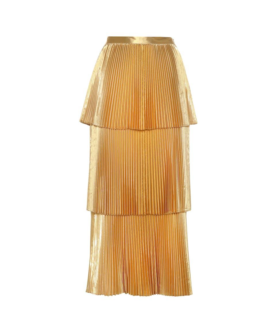 Stella McCartney Melody tiered skirt