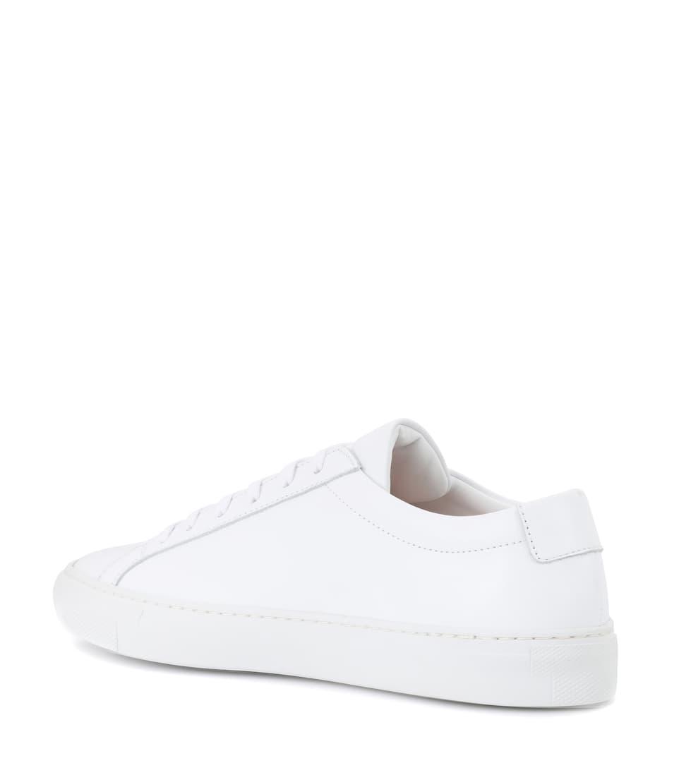 Common Projects Sneakers Original Achilles Aus Leder