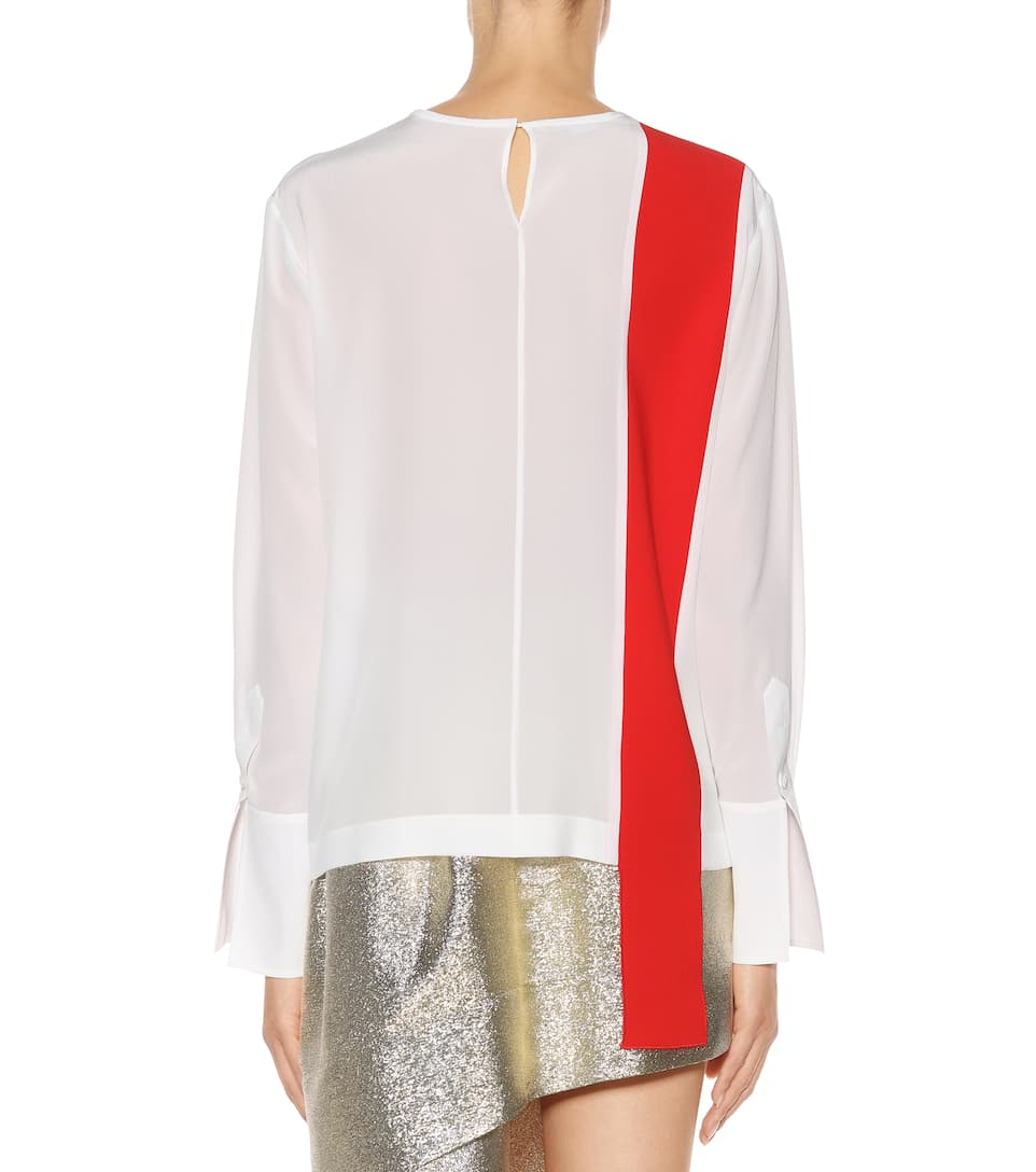 Stella McCartney Seidentop