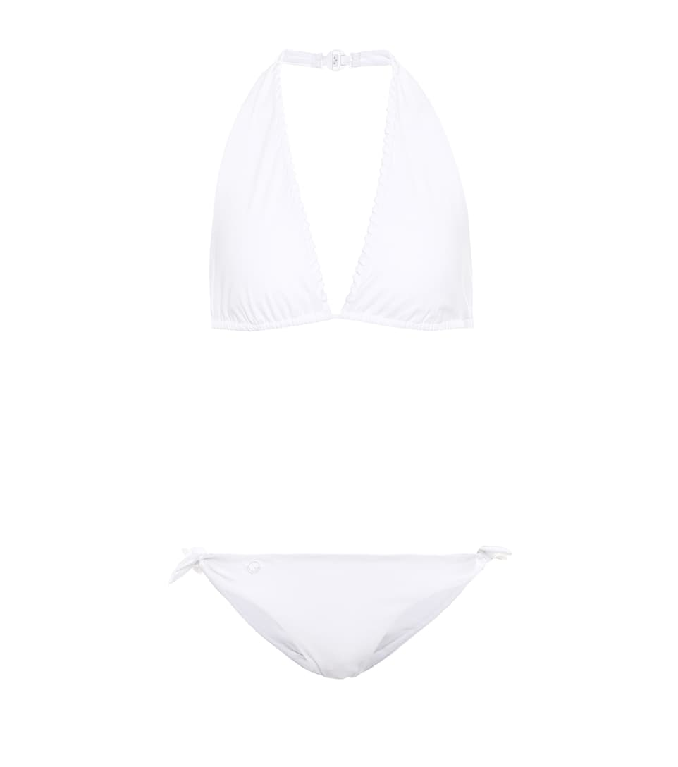 Fendi Bikini dos-nu à nouer Vente Magasin De Dédouanement u617Pk