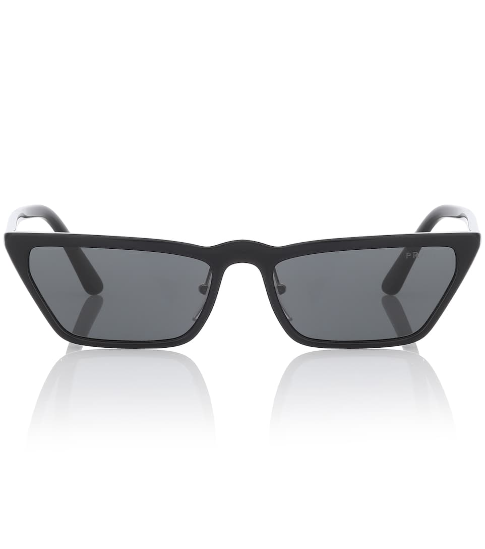 4f38736c074d8 Square Cat-Eye Sunglasses - Prada