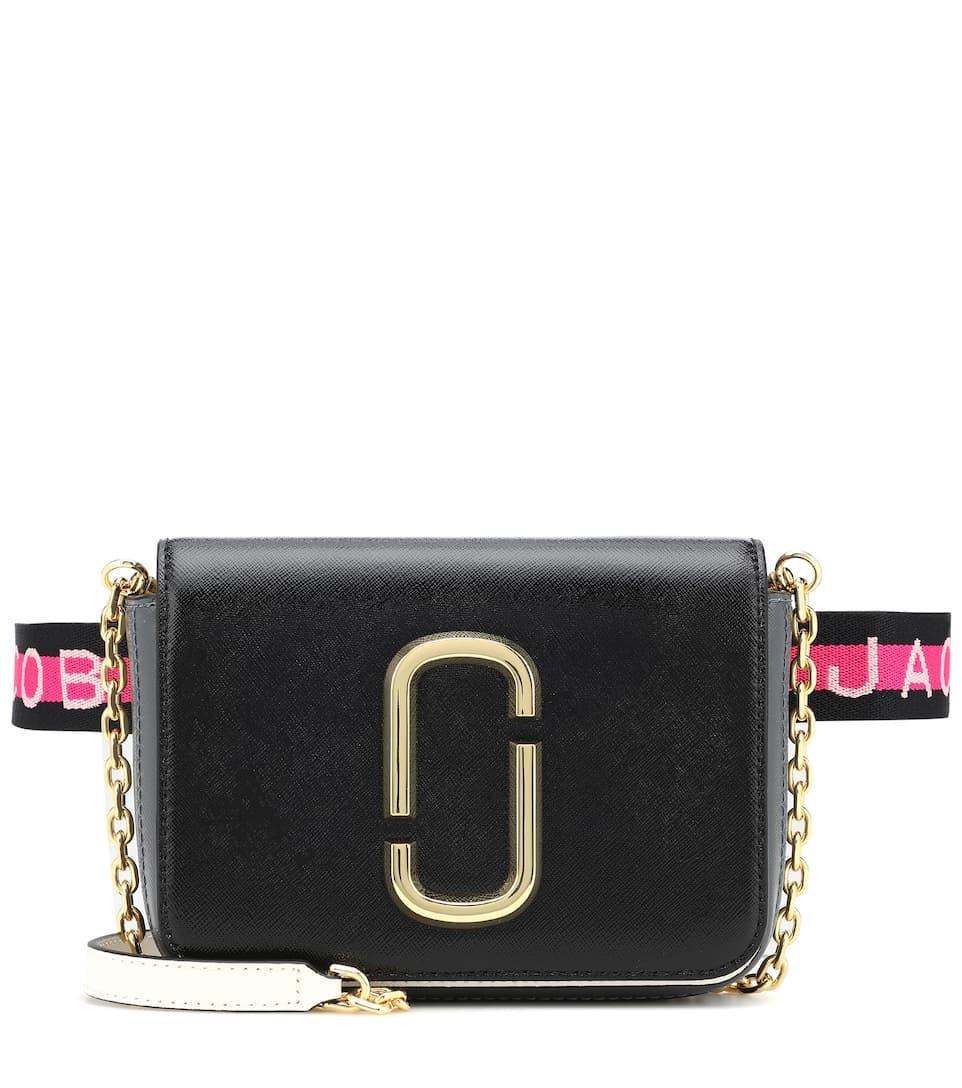 0d7f9d7275 Hip Shot Leather Belt Bag - Marc Jacobs | mytheresa.com