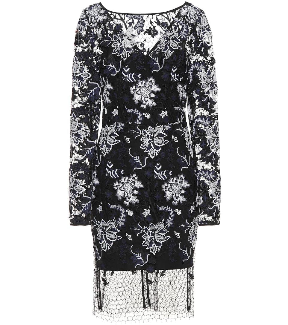 Diane von Furstenberg - Robe en dentelle