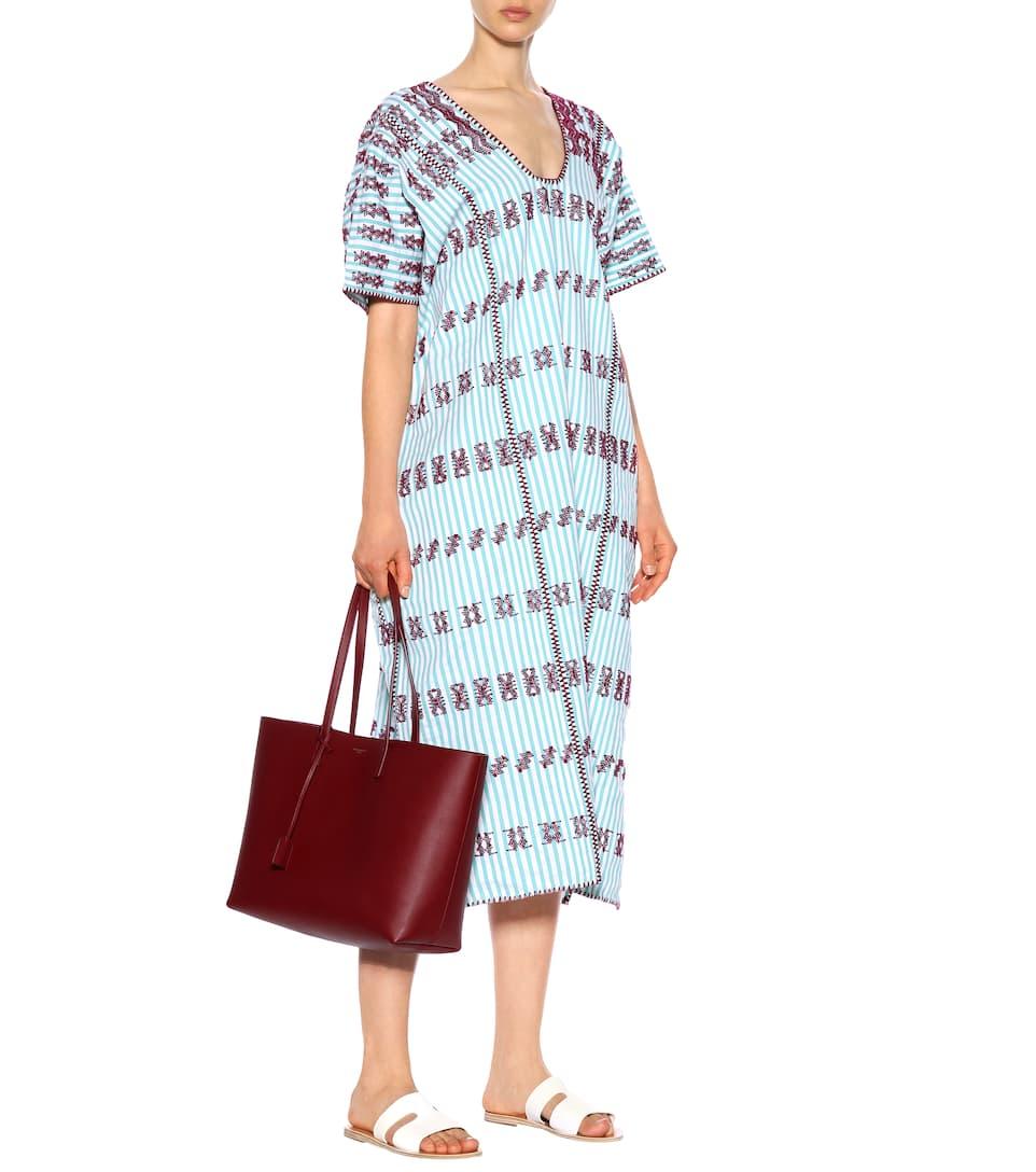 Pippa Holt Bestickter Kaftan No. 65 aus Baumwolle