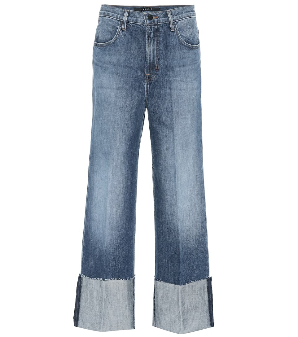 Joan Brand anchos Astonish jeans J recortados Z7wq06OO